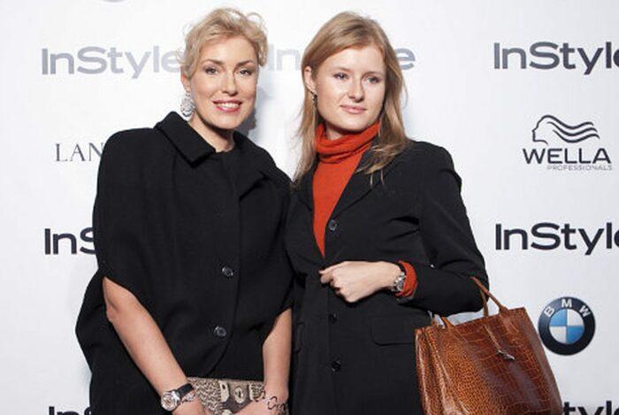 Мария и Ольга Шукшины