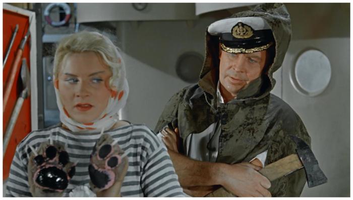 «Полосатый рейс» (1961 год)