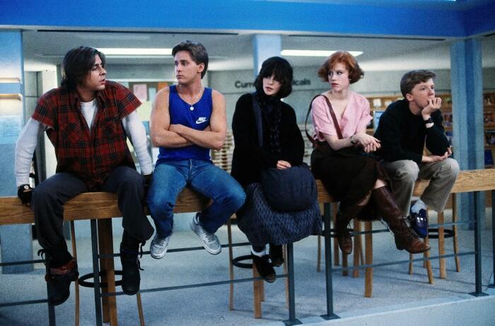 «Клуб «Завтрак», 1985 год