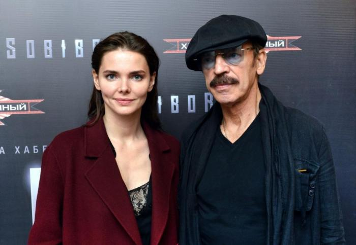 Михаил и Елизавета Боярские