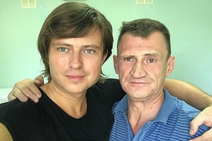 Прохор Шаляпин с отцом