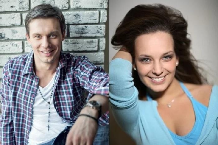 Анна Попова и Эльдар Лебедев
