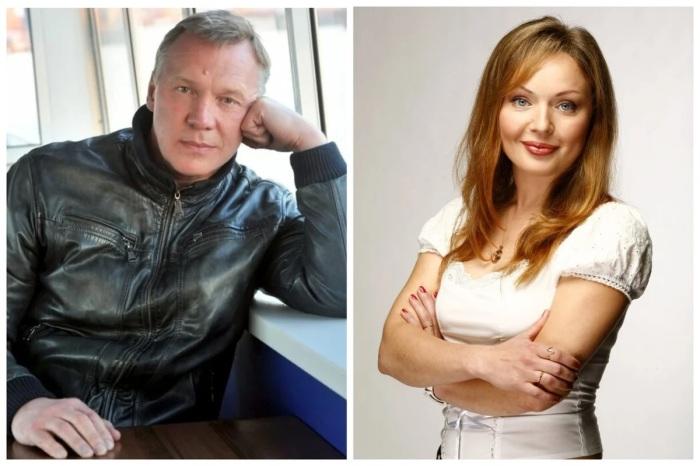 Анатолий Журавлев и Татьяна Шитова