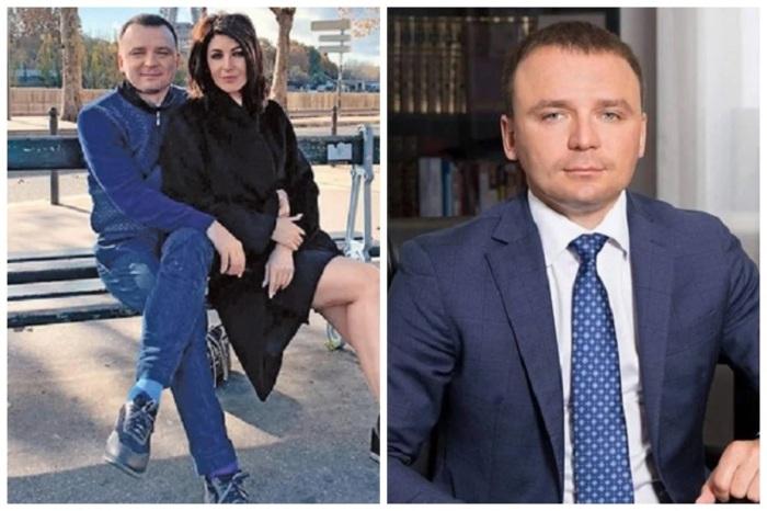 Анастасия Макеева с Александром Сакович