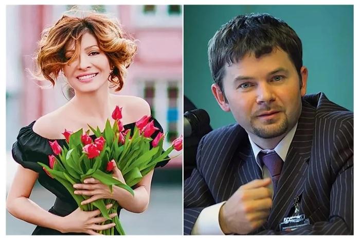 Елена Подкаминская и Александр Пляцев
