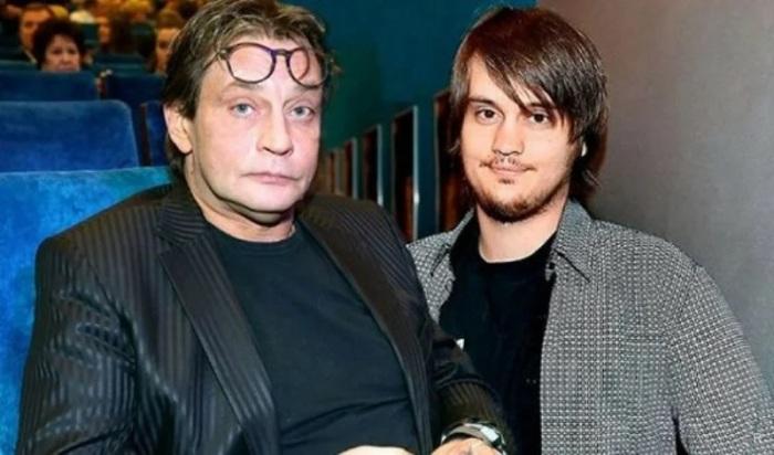 Александр Домогаров старший и младший
