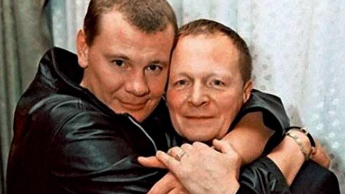 Борис и Владислав Галкины