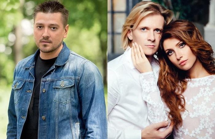 Анастасия Макеева, Петр Кислов и Глеб Матвейчук