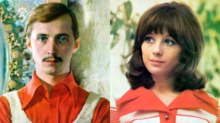 Николай Бурляев и Наталья Варлей