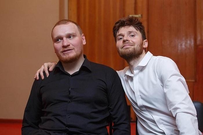 Сергей и Андрей Сафроновы