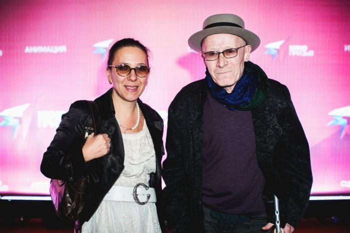 Ирина Хонда (пятая жена) со своим мужем Виктором Проскуриным