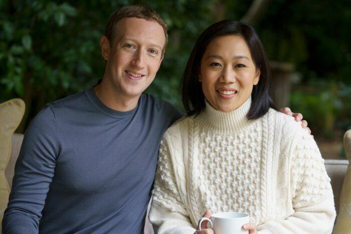 Марк Цукерберг и Присцилла Чан