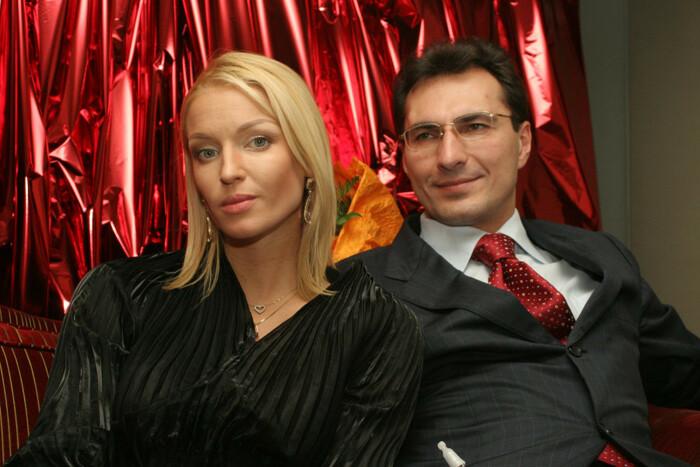 Анастасия Волочкова и Вдовин