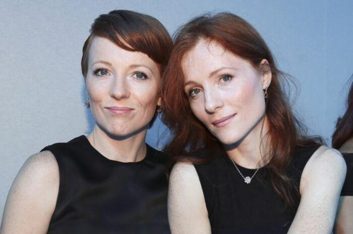 Полина и Ксения Кутеповы