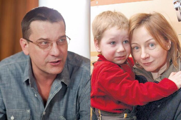 Ярослав Бойко и Евгения Добровольская