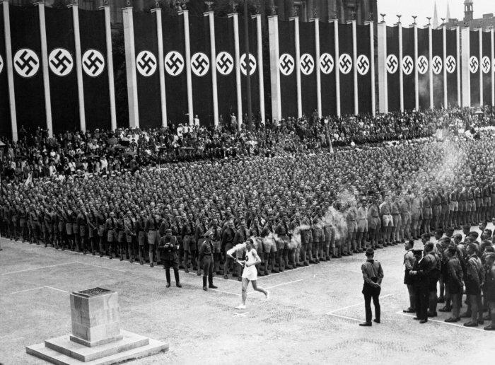 Олимпиада 1937