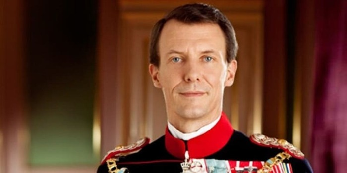 Иоахим, принц Дании, граф Монпеза