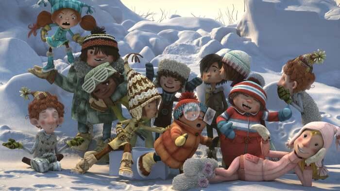 «Снежная битва», 2015 год