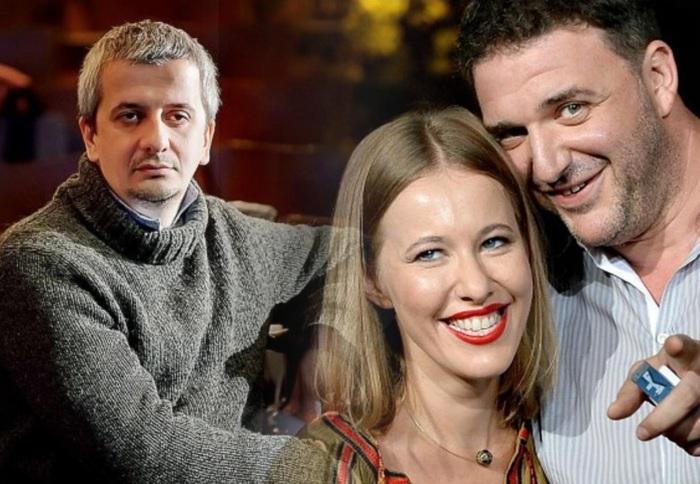 Ксения Собчак и мужья