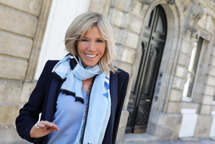 Брижит Макрон, Франция./Фото источник:clutch.net.ua
