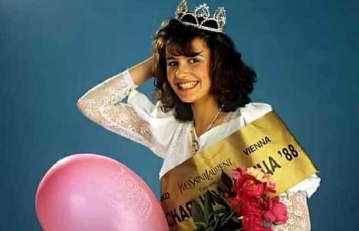 Мария Калинина, «Московская красавица-1988»