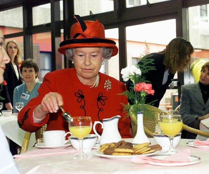 Елизавета II./Фото источник: bvk.news