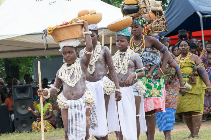 Эве народ Африки./Фото: www.wikimedioc.com