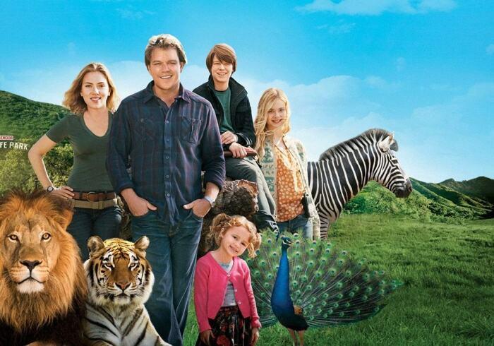 «Мы купили зоопарк» (2011 год)