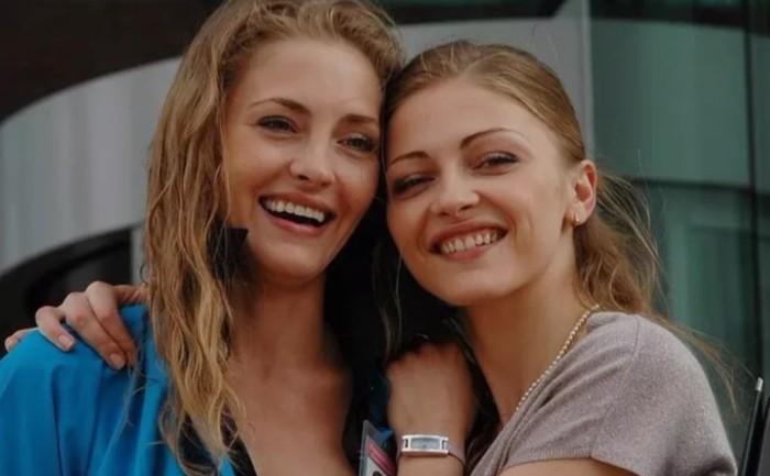Анна и Татьяна Казючиц