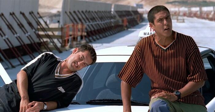 «Такси», 1998 год