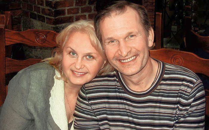 Федор и Ирина Добронравовы