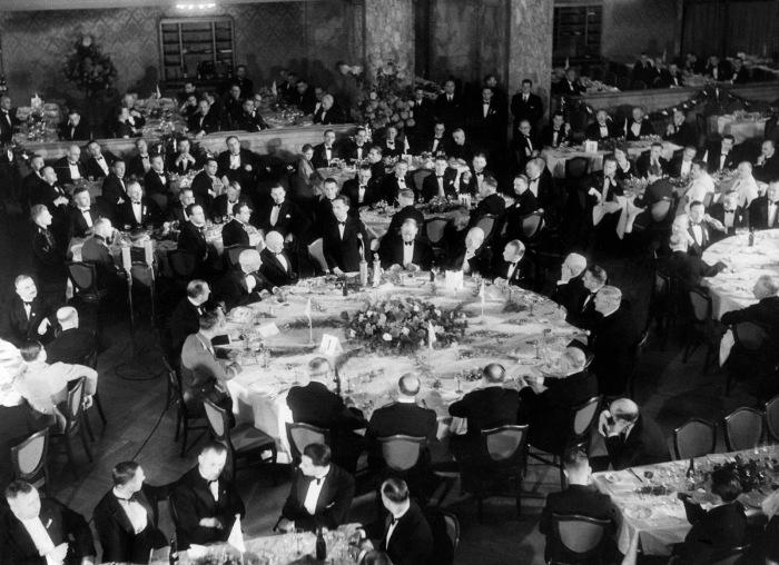 Выступление Геббельса в Берлине по поводу предстоящей Олимпиады