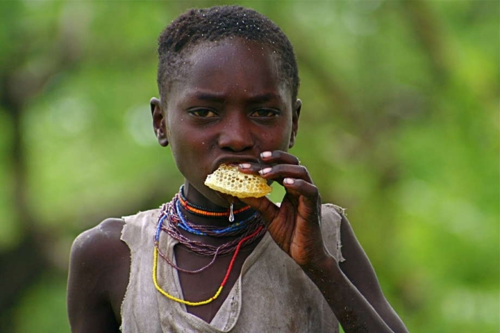 жители Африки./Фото: www.m.fishki.net