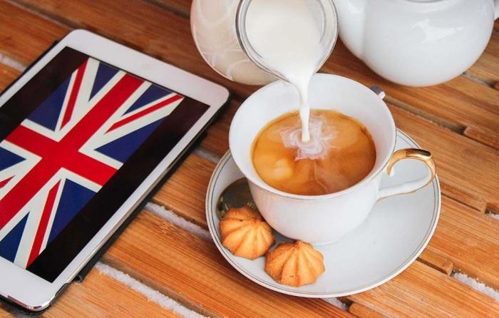 Английский чай с молоком./ Фото:www.about-tea.ru