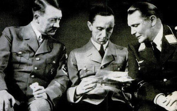 Йозеф Геббельс - теоретик и практик