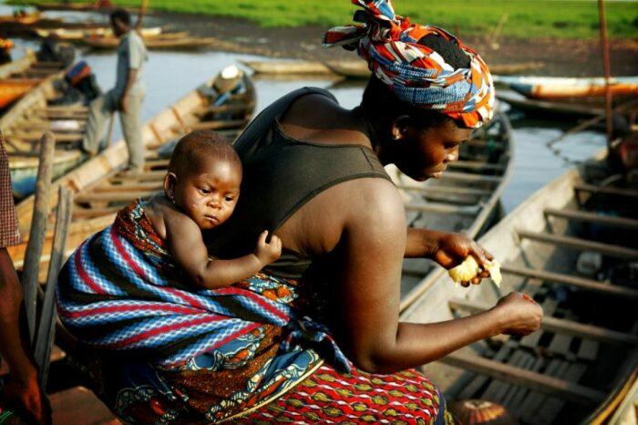 Женщина-Африканка./ Фото: www.shpitsbergen.ru