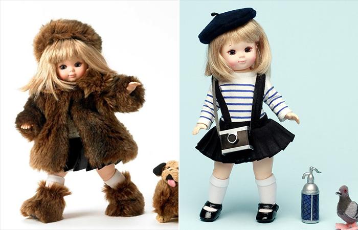 Куклы Элоиз. /Фото источник: www.businessman.ru