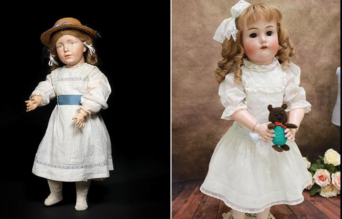 Дорогие куклы. /Фото источник: www.top10a.ru