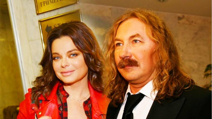 Наташа Королева и Игорь Николаева