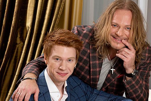 Владимир и Никита Пресняковы