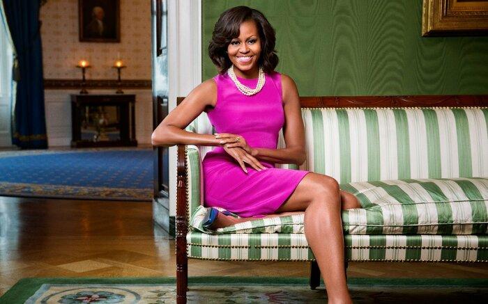 Мишель Обама, США./Фото исчтоник:modnohod.ru