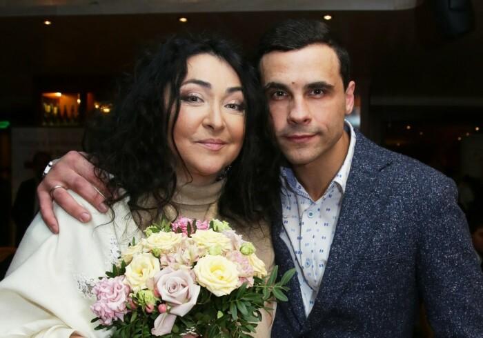 Лолита и Дмитрий Иванов