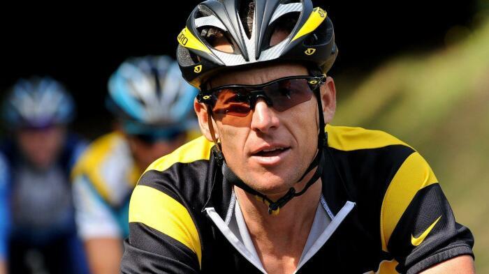 Лэнс Армстронг, велогонщик
