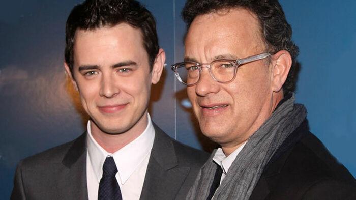 Том и Колин Хэнкс