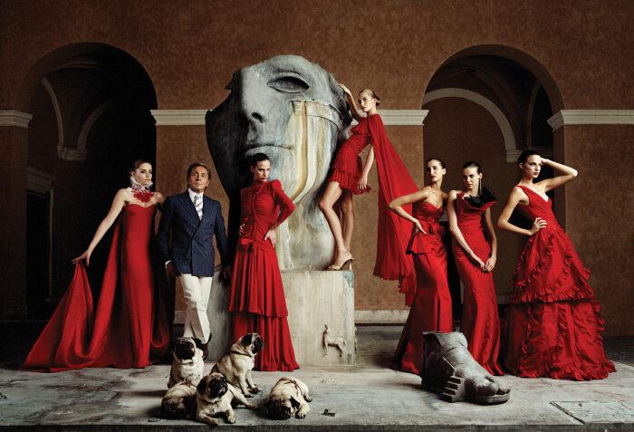 «Валентино: последний император», 2008 год./Фото источник:staff-online.ru