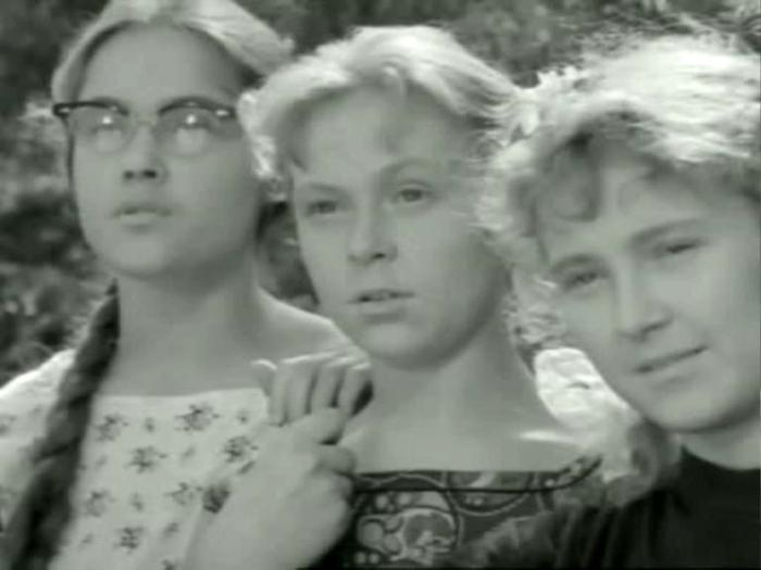 «Шестнадцатая весна», 1962 год
