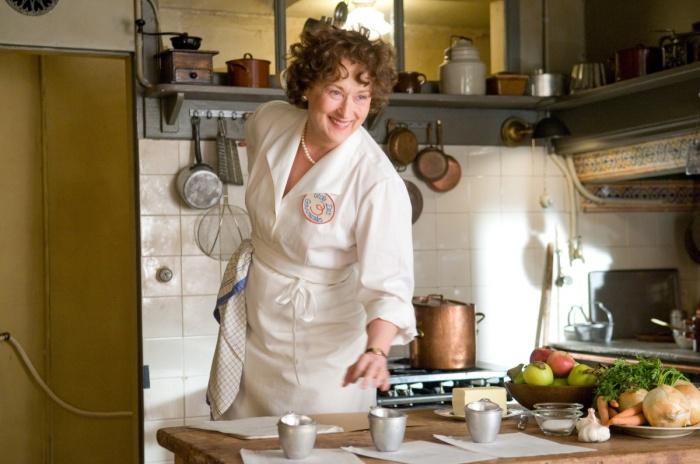 «Джули и Джулия: Готовим счастье по рецепту», 2009 год./Фото:www.ru.kinorium.com
