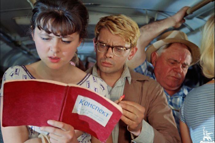 """""""Операция """"Ы""""... стала одной из самых популярных фильмов в советском прокате"""