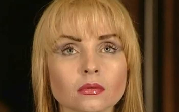 Светлана Соловьева (Изольда Гросс)