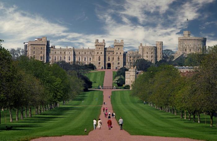 Поток туристов, желающих посетить герцогство Ланкастер, не иссякает круглый год